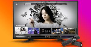 Fire Stik Apple TV+