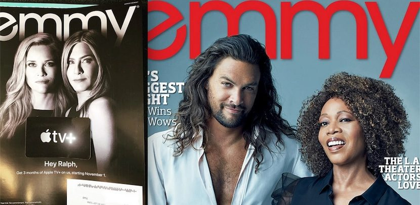 Emmy - Apple™ TV - Momoa