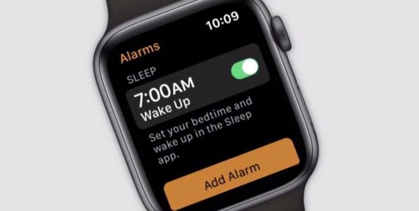 Sueño Apple Watch