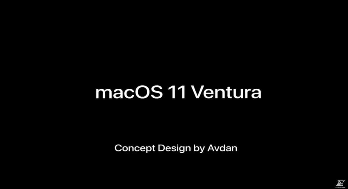 La visión de un YouTuber de como debería ser el nuevo sistema operativo para macOS