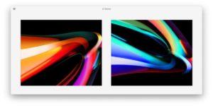 """Consigue los fondos de pantalla por defecto de MacBook Pro de 16"""""""