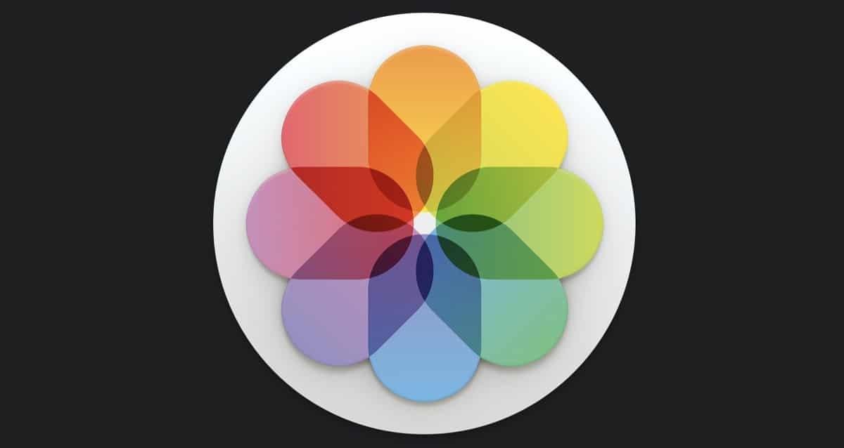 Icono de Fotos para macOS
