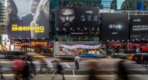 Apple está invierto menos dinero en publicidad para el Apple TV+ que en el iPhone