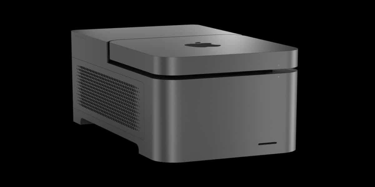 Animaionic es un accesorio casi perfecto para tu Mac Mini