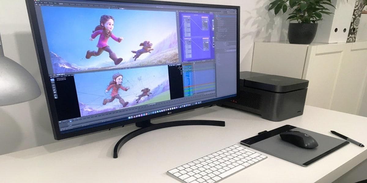 Animaionic permite ampliar la potencia del Mac Mini