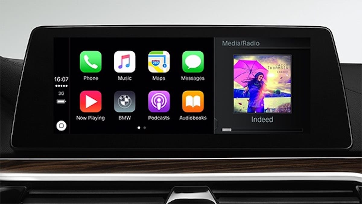 CarPlay BMW
