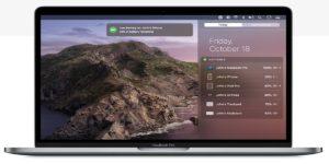 Puedes configurar alertas de bateria baja en tu Mac para tus otros dispositivos Apple