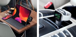 Satechi lanza u nuevo cargador para el Apple Watch