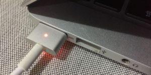 Puedes hacer que el Mac te avise cuando se desconecte el cable caragador