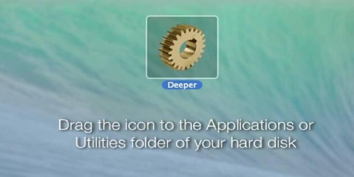 Aplicación Deeper para Mac permite configurar macOS como quieras