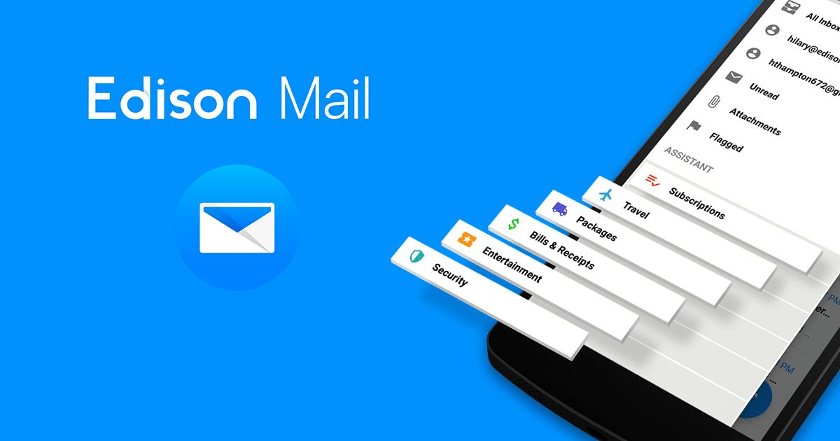 El gestor de correo Edison estará en Mac