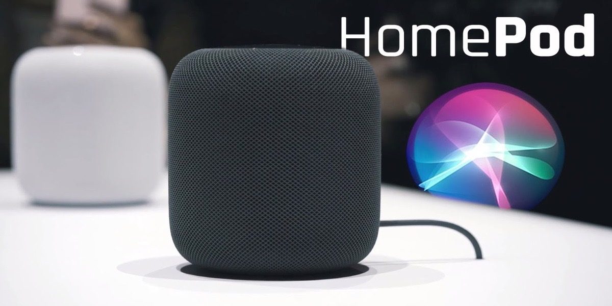 Apple lanza el HomePod