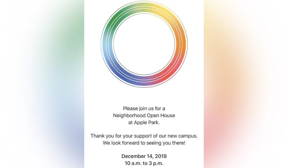 Apple Park - Jornada puertas abiertas