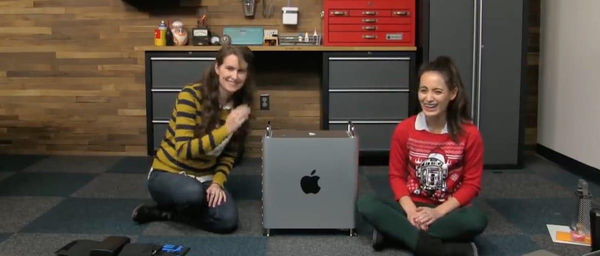 Así es por dentro el nuevo Mac Pro. iFixit nos lo muestra