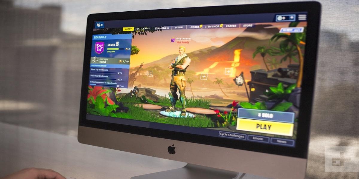 Nuevo rumor apunta a que Apple puede lanzar un MacBook o iMac sólo para juegos