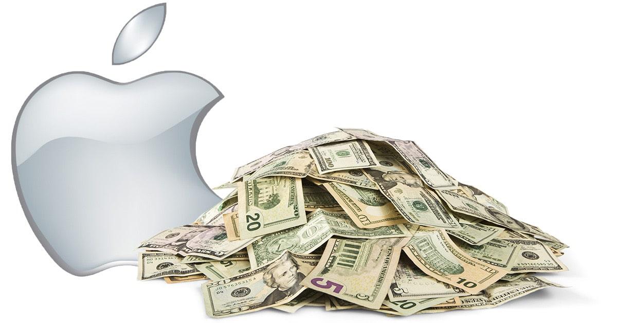 Apple cumplirá sus expectativas de ingresos en el primer trimestre