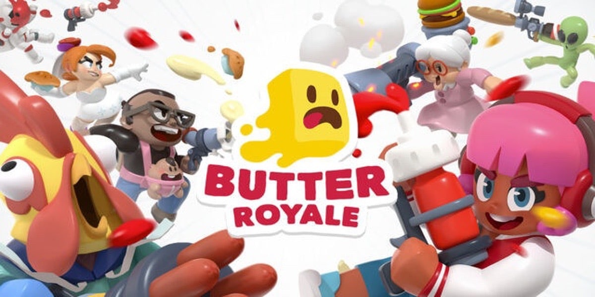 Butter Royale, disponible en Apple Arcade