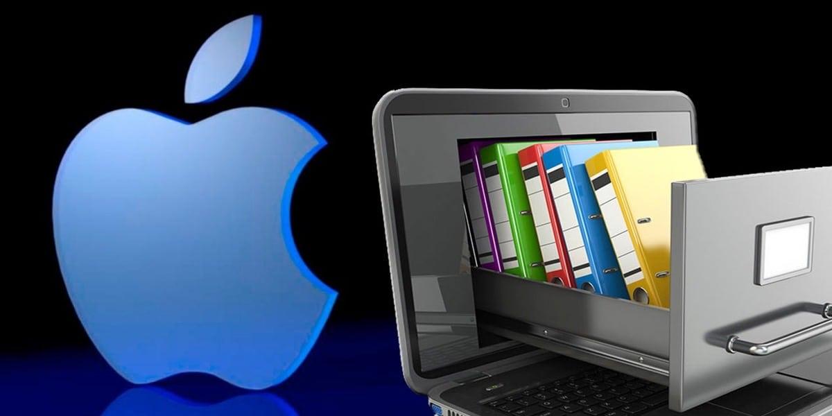 aprende a cambiar el nombre de varios archivos a la vez en tu Mac