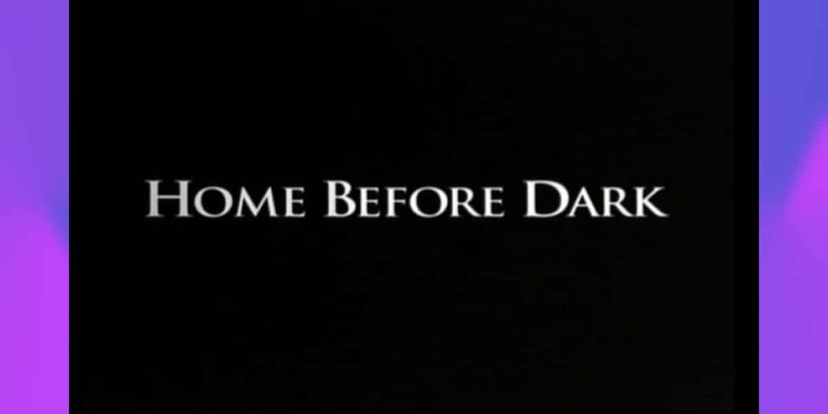 La nueva serie en Apple TV+ Home Before Dark