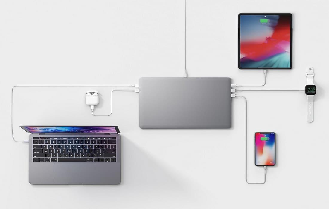 LineDock nuevo accesorio para MacBook