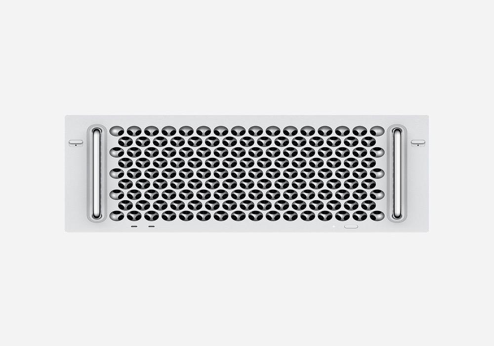 El Mac Pro modelo rack ya está a la venta desde Apple