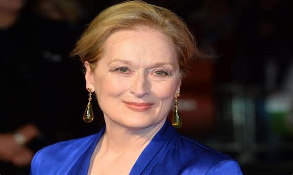 Meryl Streep en Apple