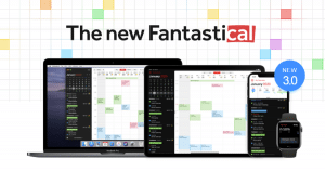 Aplicacion Fantastical se actualiza y trae un modo por suscripción