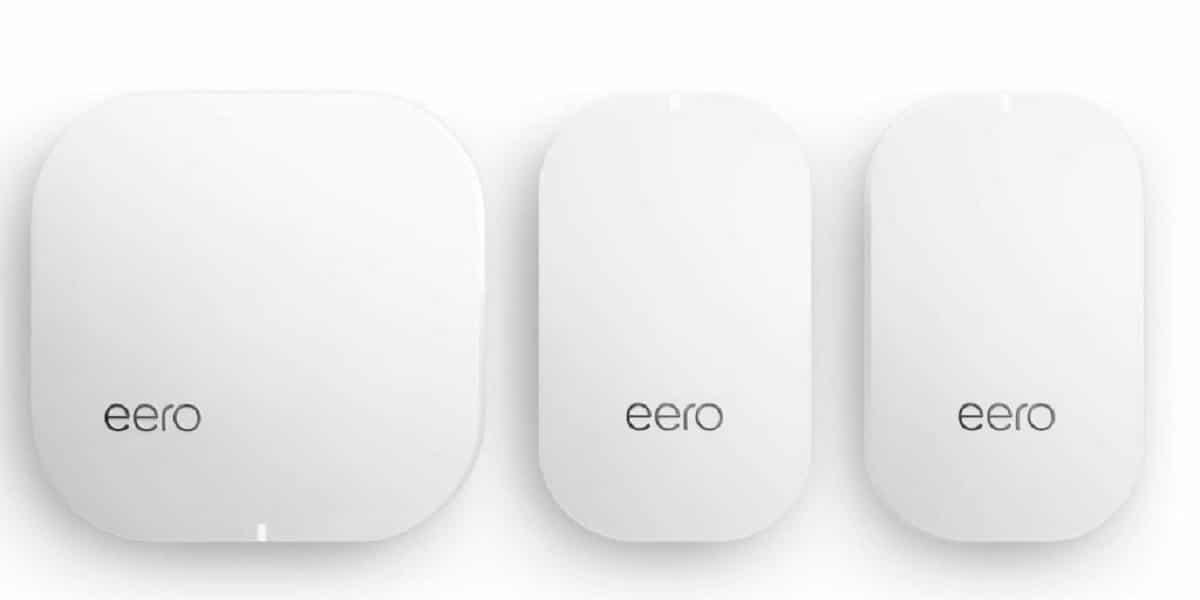 Los routers Eero pronto serán compatibles con HomeKit