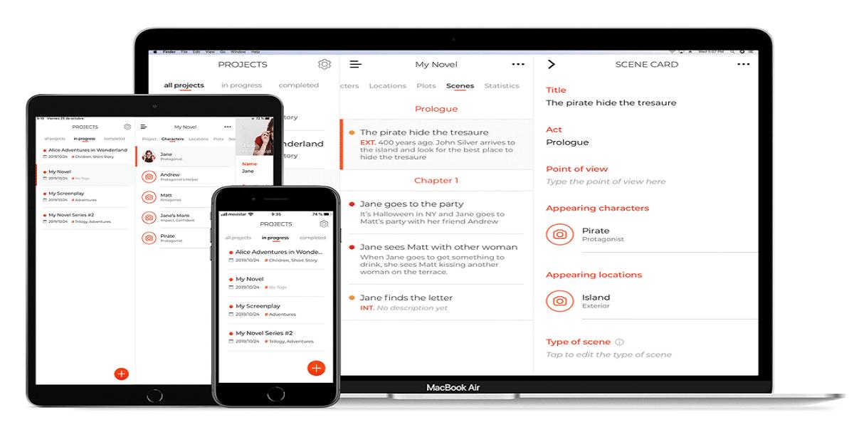 Una de las mejores aplicaciones para Mac destinados a escritores se actualiza