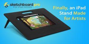 Un accesorio para los artistas del iPad