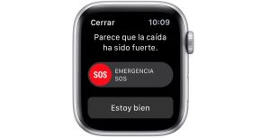 Apple Watch cada