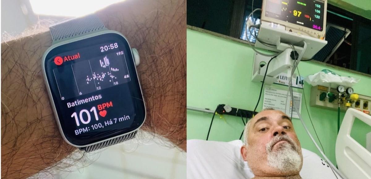 Apple Watch taquicardia