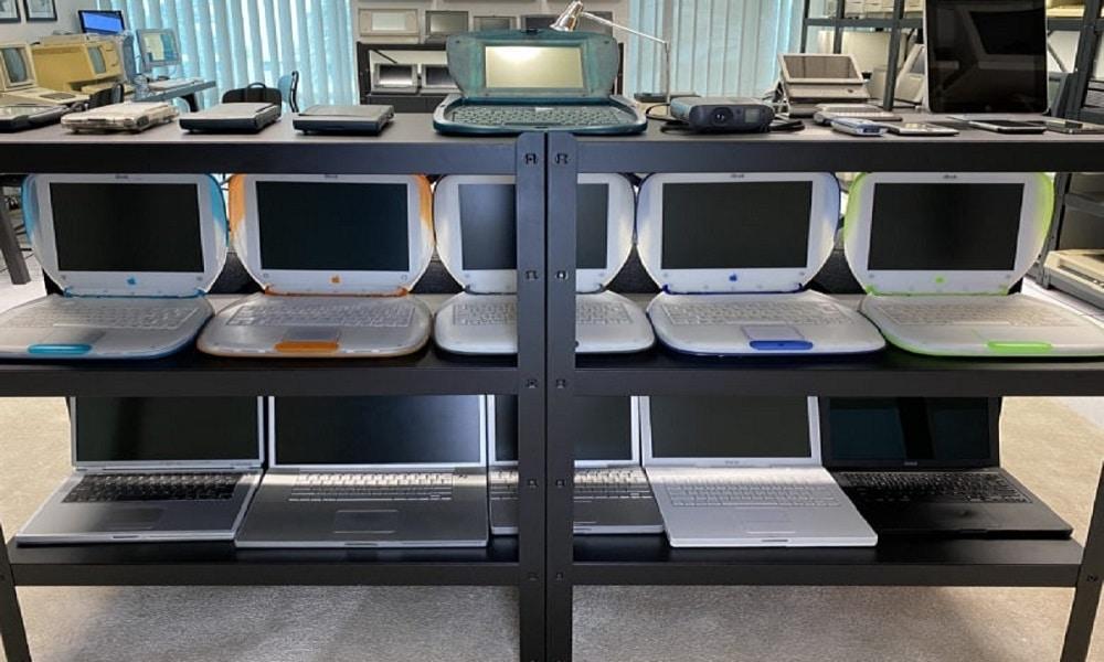 Coleción en Dubai con muchos Mac