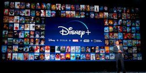 Presentación Disney +