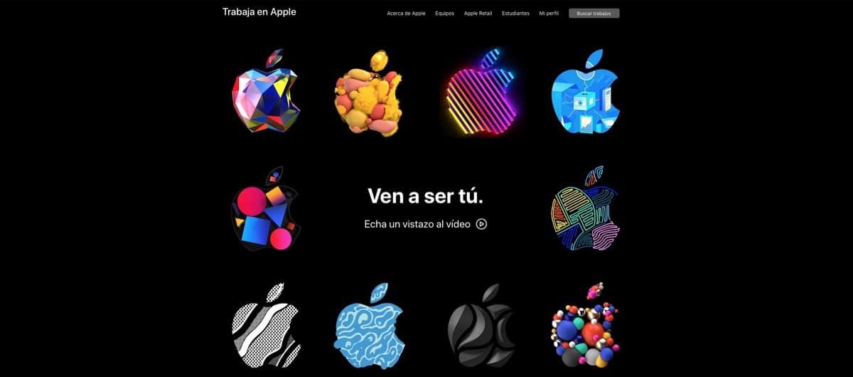 Empleo Apple