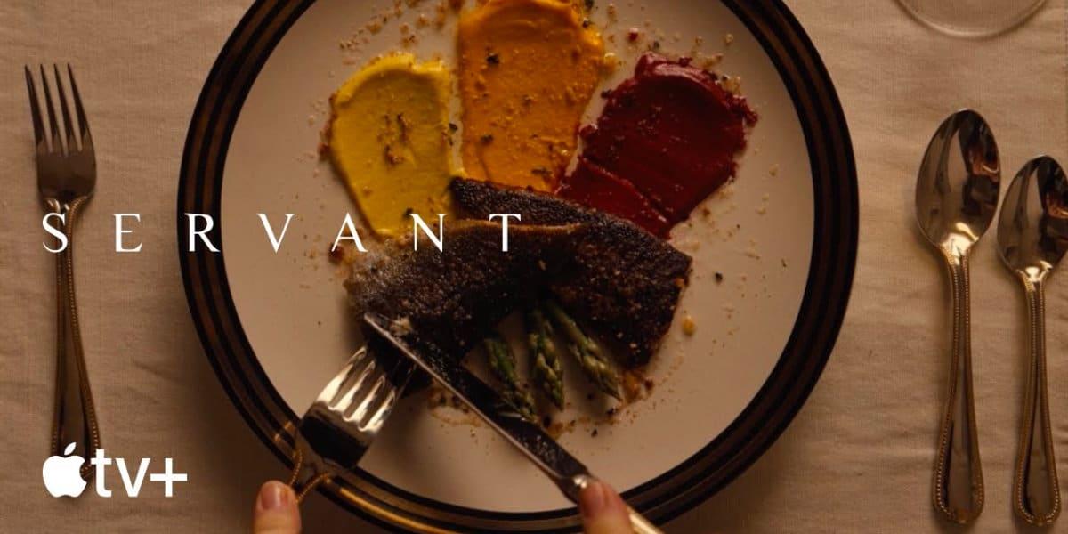 Los platos de Servant