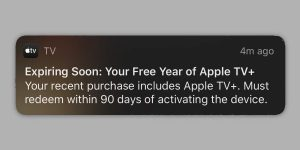 Promoción Apple TV+