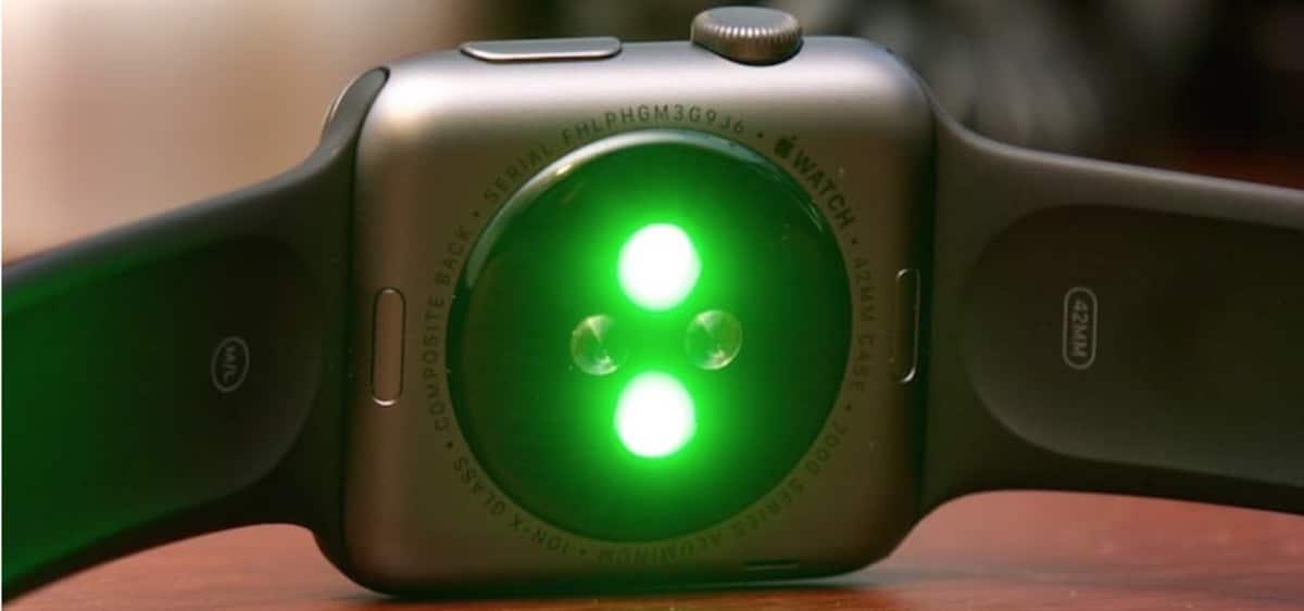 Sensor Apple Watch