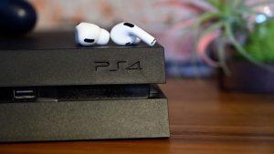 Puedes usar tus AirPods (Pro) con la PlayStation