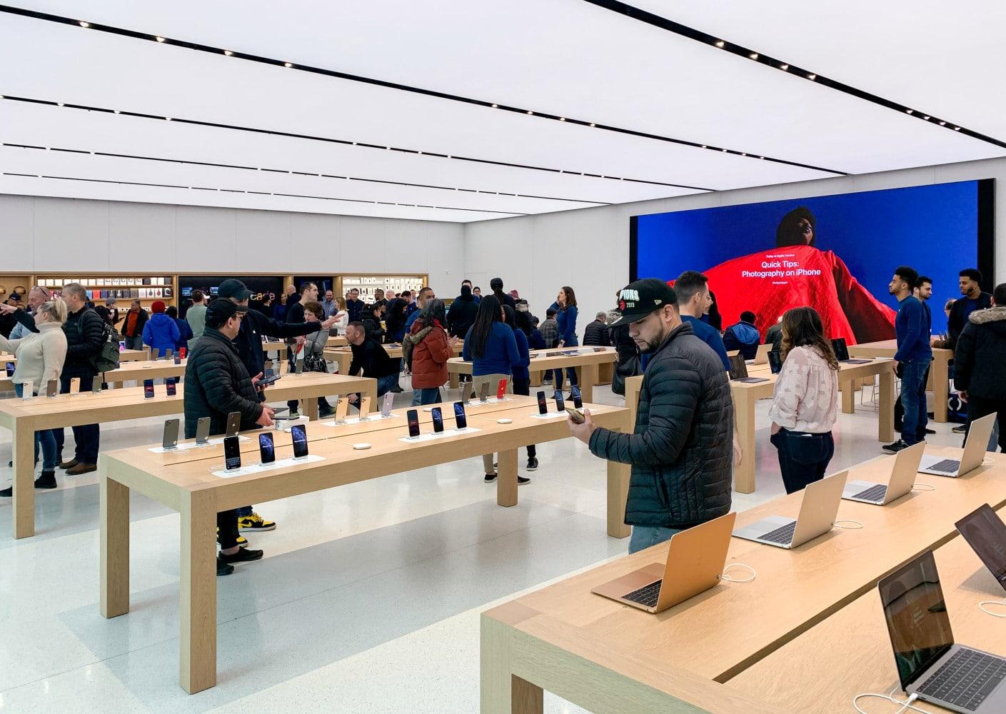 Segunda Apple Store en Toronto