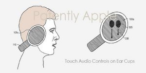 Los auriculares de Apple en una patente