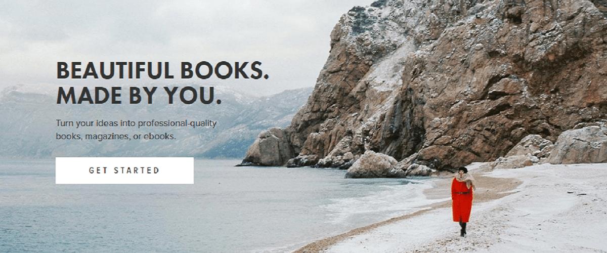 BookWright te ayuda a crear tu propio libro
