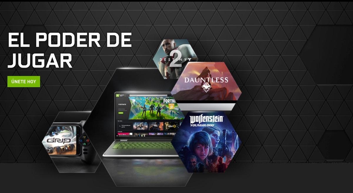 La plataforma GeForce Now te permite jugar a juegos que antes no podrías en un Mac