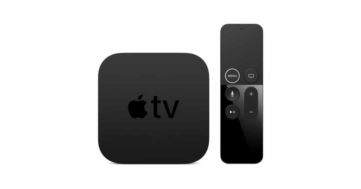 Nuevo hardware de Apple TV descubierta enla beta de tvOS 13.4