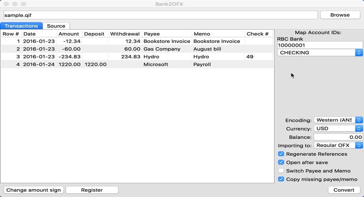 Puedes exportar los datos de la Apple Card en formato OFX