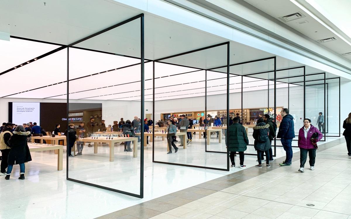 Apertura de nueva Apple Store en Toronto