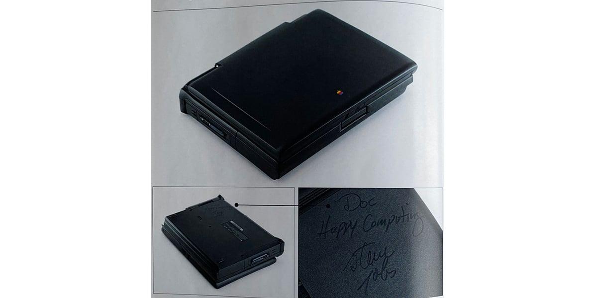 PowerBook a subasta en marzo