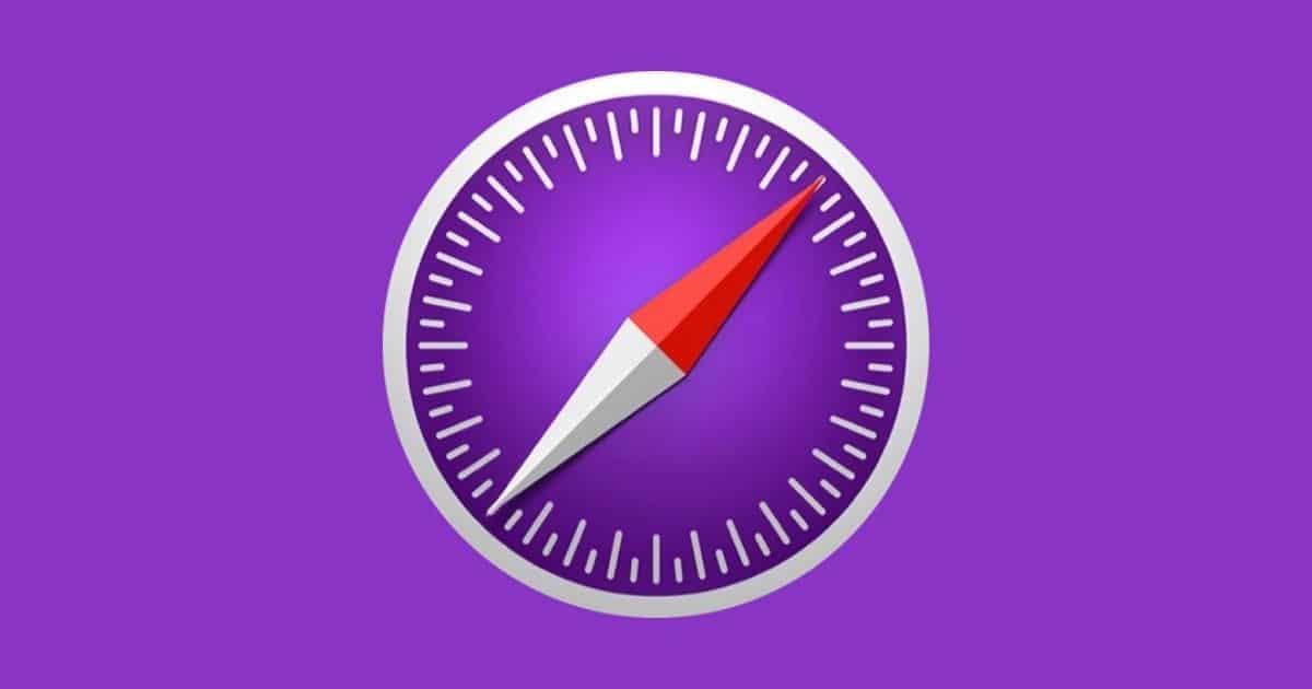 Actualizacion 101 de Safari Technology Preview