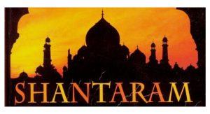 Shantaram cancelada o incluso eliminada