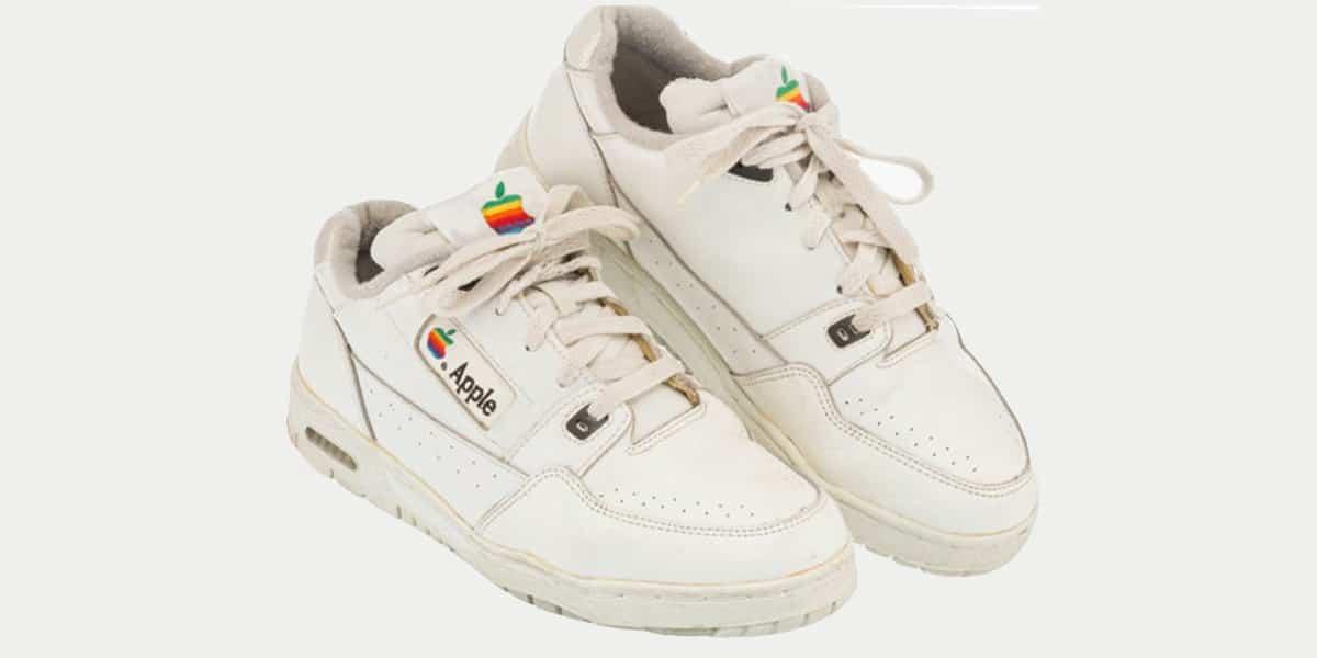 Zapatillas de Apple que se substarán a finales de marzo